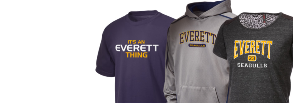 Everett clothing stores