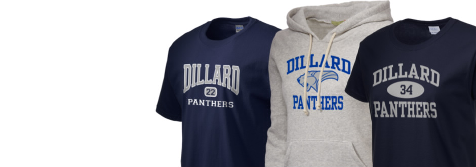 Dillard High School Panthers Apparel Store Prep Sportswear