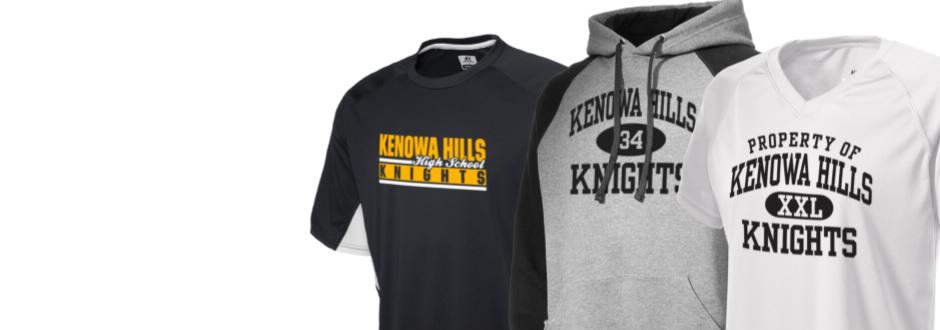 Kenowa Hills High School Knights Apparel Store Prep