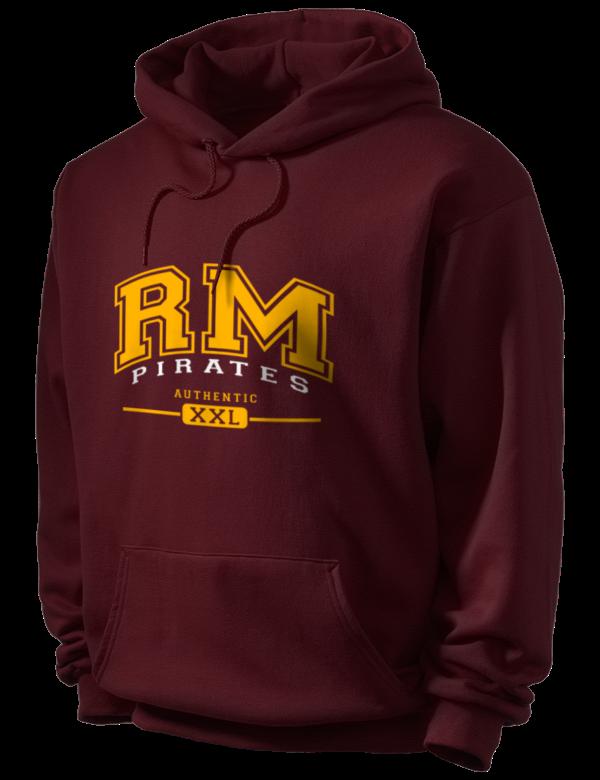 Robert Morgan Educational Center Pirates Men S 9oz Hooded