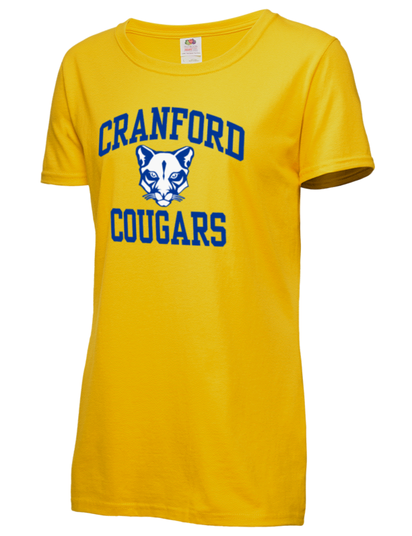 cranford cougar women Shop for a wide selection of custom cranford high school cougars women's t shirts from prep sportswear design your own t-shirts in an unlimited combination of styles and colors.