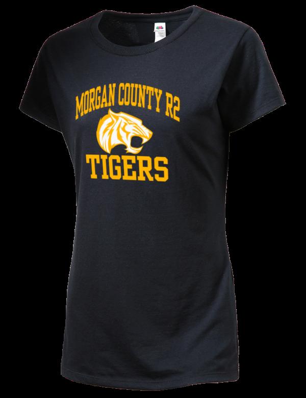 Morgan County R2 High School Tigers Sofspun Women S