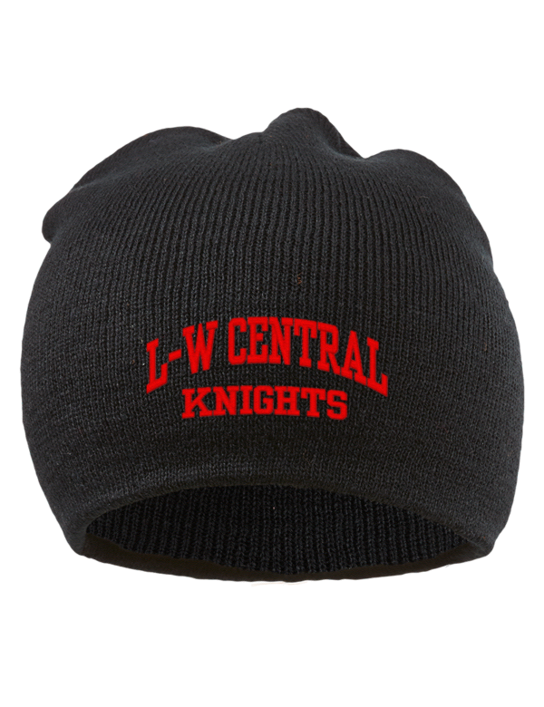 Lincoln Way Central High School Knights Embroidered