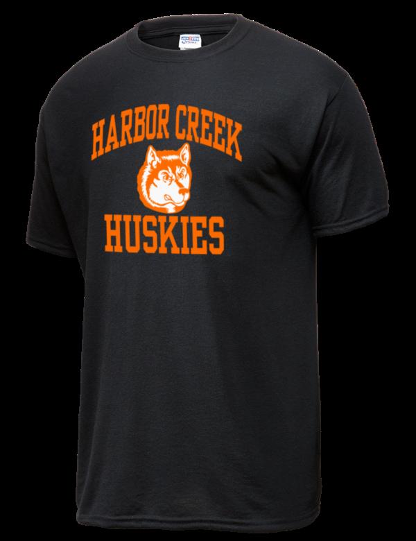 Harbor Creek High School Huskies JERZEES Men's Dri-Power ...