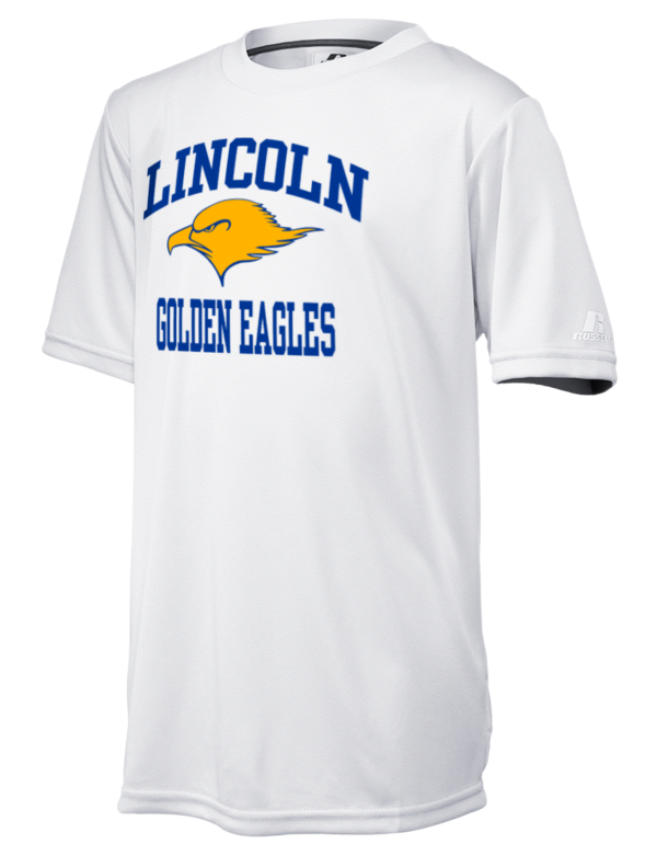 Lincoln High School Eagles Russell Athletic Youth Core