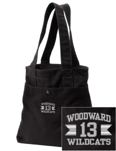 Woodward Middle School Wildcat Embroidered Alternative The Berkeley Tote