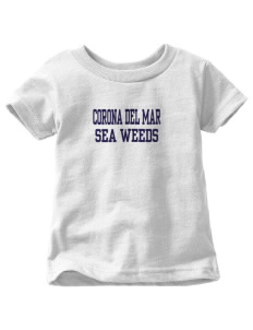 Corona Del Mar Junior High School Sea Weeds  Toddler Jersey T-Shirt