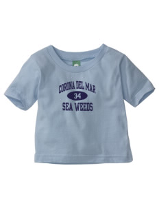 Corona Del Mar Junior High School Sea Weeds Toddler T-Shirt