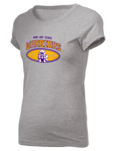 Miami High school Warriors Holloway Women's Groove T-Shirt