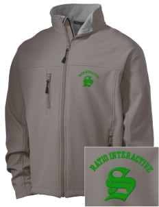 Ratio Interactive Seattle, WA Embroidered Men's Soft Shell Jacket