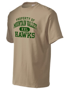 Mountain Valley Academy Hawks Men's Essential T-Shirt