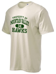 Mountain Valley Academy Hawks Ultra Cotton T-Shirt