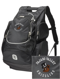 Pajaro Valley High School Grizzlies  Embroidered OGIO Bounty Hunter Backpack
