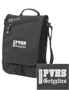 Pajaro Valley High School Grizzlies Embroidered OGIO Module Sleeve for Tablets