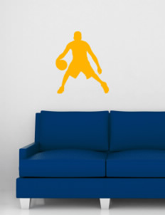 "San Elijo Middle School Golden Eagles Wall Silhouette Decal 20"" x 24"""
