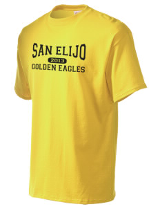 San Elijo Middle School Golden Eagles Men's Essential T-Shirt