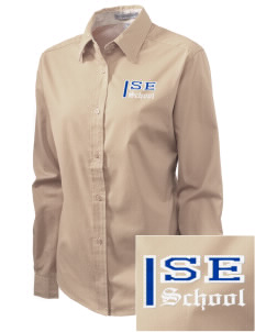 South Egremont School Embroidered Women's Easy-Care Shirt