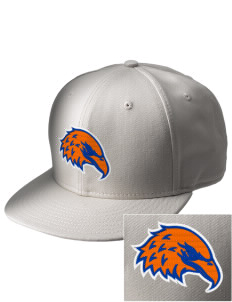 Graham-Kapowsin High School Eagles  Embroidered New Era Flat Bill Snapback Cap