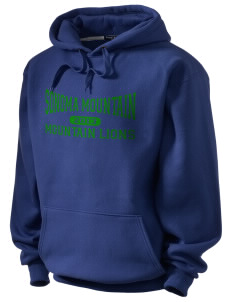 Sonoma Mountain Elementary Mountain Lions Men's Heavyweight Hooded Sweatshirt