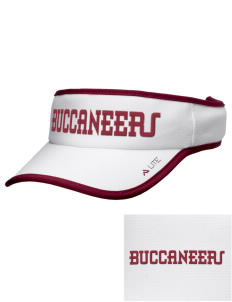 Kingston High School Buccaneers Embroidered Lite Series Active Visor