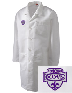 Concord Elementary School Cougars Full-Length Lab Coat