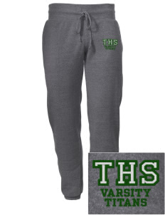 Tuscarora High School Titans Embroidered Alternative Men's 6.4 oz Costanza Gym Pant