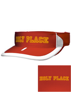 The Holy Place Christian Academy Eagles Embroidered M2 Sideline Adjustable Visor