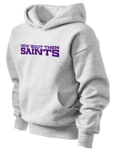 Charles B Sinclair Middle School Saints Kid's Hooded Sweatshirt