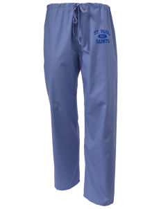Saint Paul School Saints Scrub Pants
