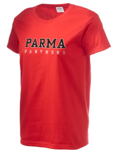 Parma Middle School Panthers Women's 6.1 oz Ultra Cotton T-Shirt