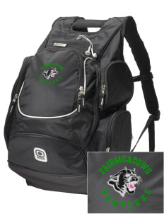 Fairmeadows Elementary School Panthers  Embroidered OGIO Bounty Hunter Backpack