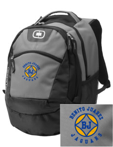 Benito Juarez Elementary School Jaguars Embroidered OGIO Rogue Backpack