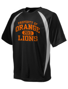 Orange High School Lions Champion Men's Double Dry Elevation T-Shirt