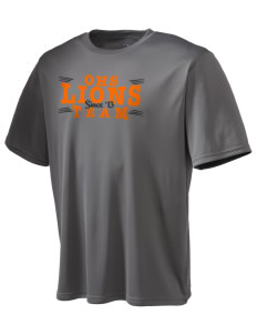 Orange High School Lions Champion Men's Wicking T-Shirt
