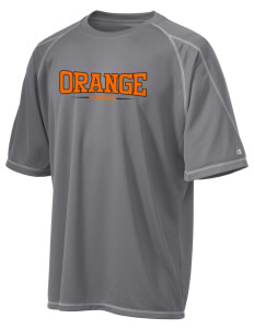 Orange High School Lions Champion Men's 4.1 oz Double Dry Odor Resistance T-Shirt