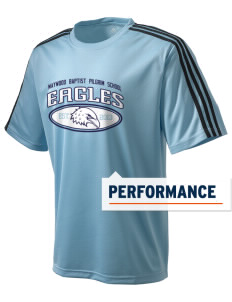 Maywood Baptist Pilgrim School Eagles adidas Men's ClimaLite T-Shirt
