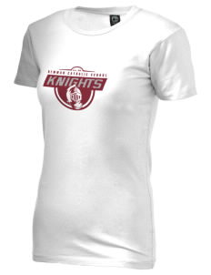 Newman Catholic School Knights Alternative Women's Basic Crew T-Shirt