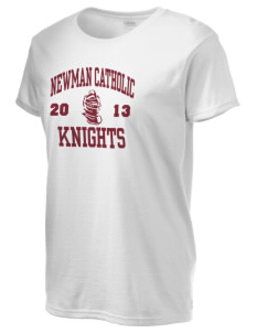 Newman Catholic School Knights Women's 6.1 oz Ultra Cotton T-Shirt