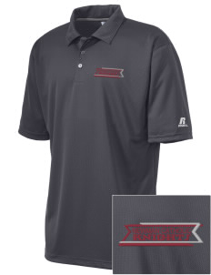 Newman Catholic School Knights Embroidered Russell Coaches Core Polo Shirt