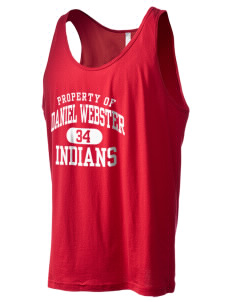 Daniel Webster High School Indians Men's Jersey Tank