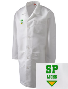 Saint Paul School Lions Full-Length Lab Coat