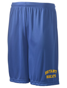 "Bryant Middle School Bobcats Men's Competitor Short, 9"" Inseam"
