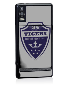 Fourteen Holy Helpers School Tigers Motorola Droid 2 Skin