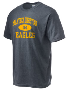 Manteca Christian School Eagles Ultra Cotton T-Shirt