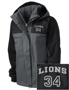 Lincoln Elementary School Lions  Embroidered Women's Nootka Jacket