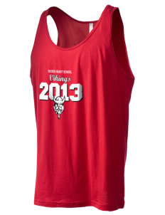Sacred Heart School Vikings Men's Jersey Tank