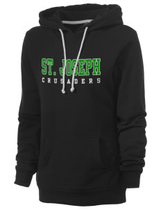 St. Joseph School Crusaders Women's Core Fleece Hooded Sweatshirt