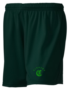 "Cardinal Gibbons High School Crusaders Embroidered Holloway Women's Performance Shorts, 5"" Inseam"