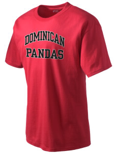 Dominican Kindergarten Pandas Men's Lightweight T-Shirt