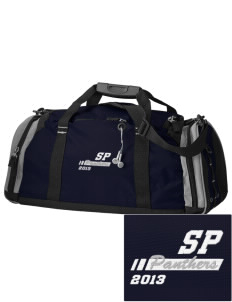 St. Perpetua Catholic School Panthers Embroidered OGIO All Terrain Duffel